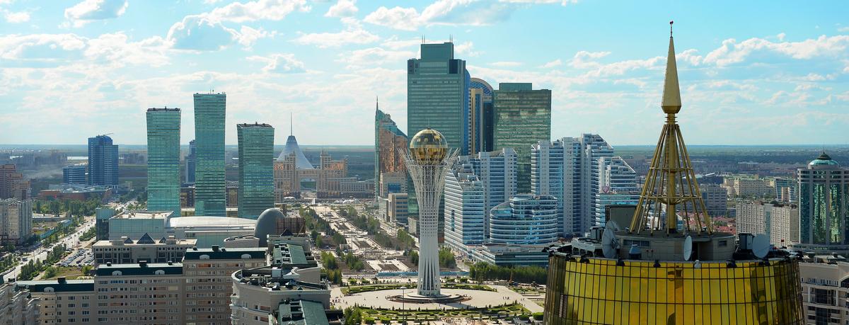 Астана теперь называется Нурсултан