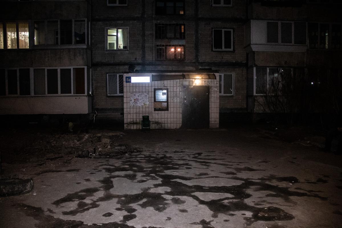 В момент трагедии в квартире находился муж погибшей