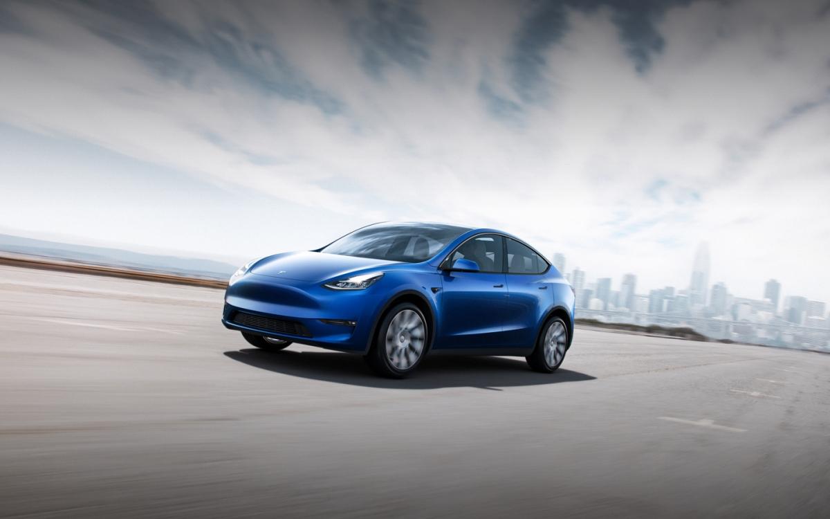 Новая модель создана на базе успешной Model 3
