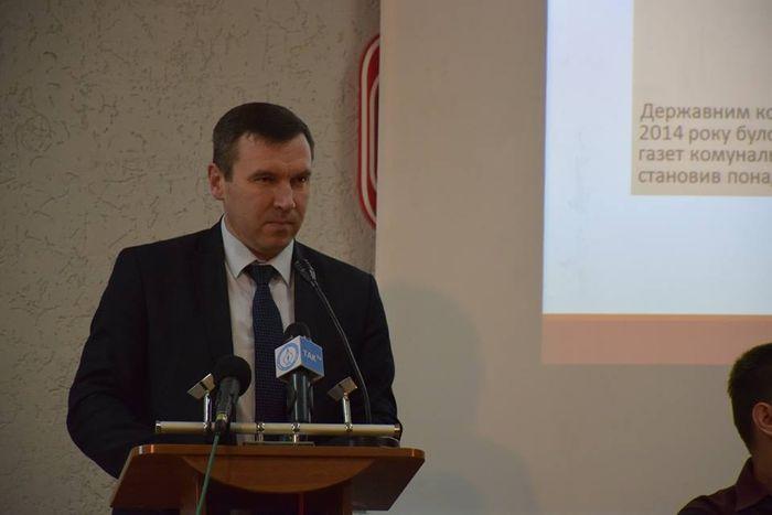 Сотрудник Администрации Президента Украины Александр Бухтатый