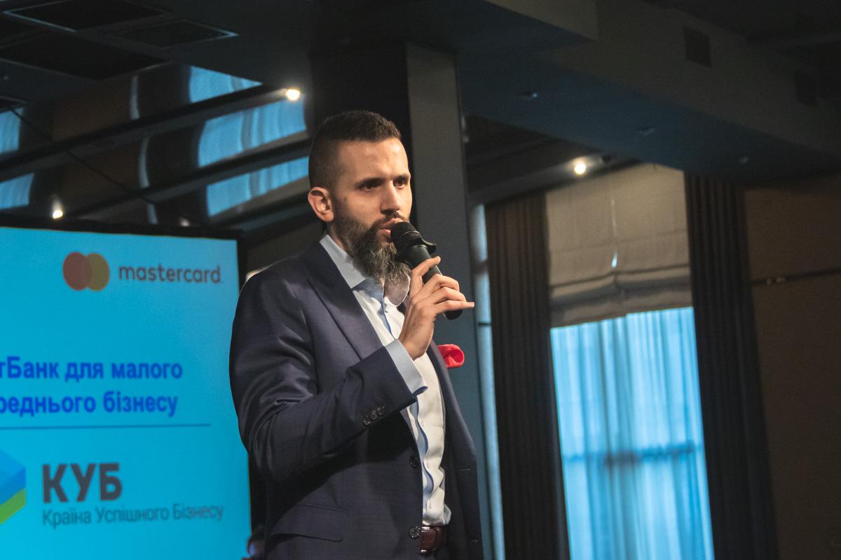 Замминистра экономического развития и торговли Украины Максим Нефедов рассказал о стратегии развития бизнеса в Украине