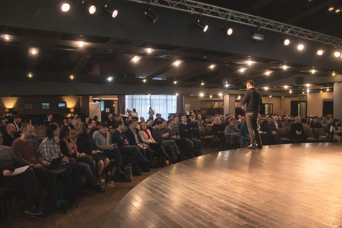 4 марта в Киеве стартовал новый сезон «Бизнес-инкубатора» для предпринимателей