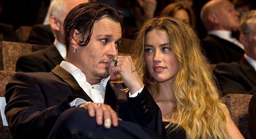 Актер Джонни Депп подал иск оклевете ксвоей бывшей жене, актрисе Эмбер Херд