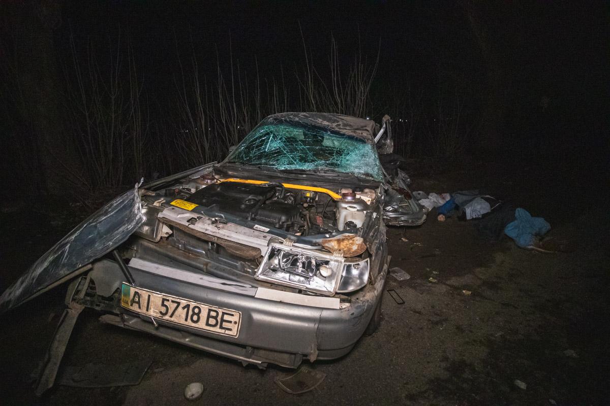 Во вторник, 5 марта, под Киевом произошло смертельное ДТП