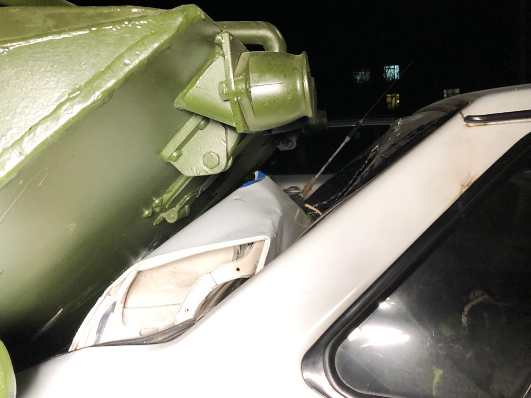 Военные отказались комментировать данный инцидент