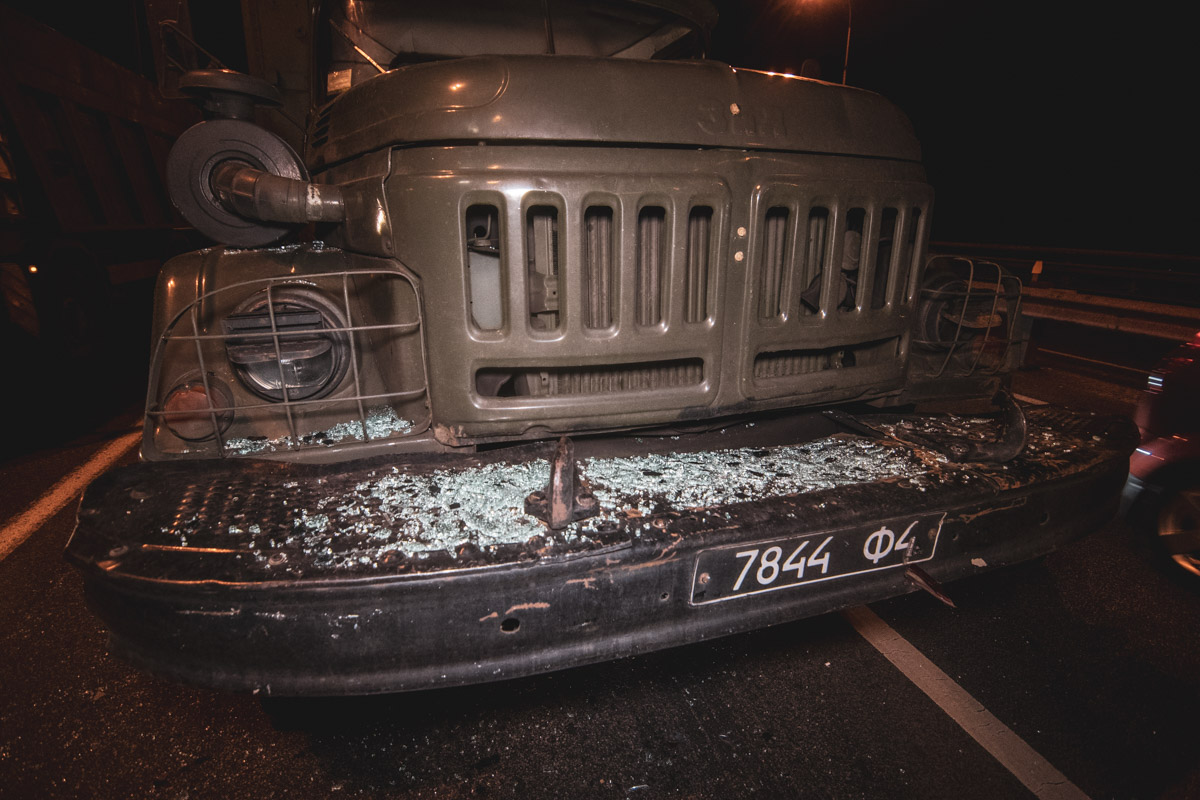 К счастью, инцидент обошелся без пострадавших