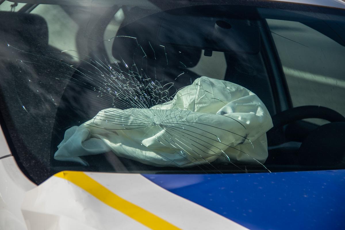Также на аварию приезжали медики, которые оказали первую помощь и госпитализировали пострадавших