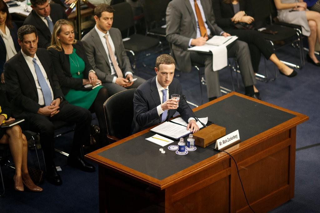 Прокуратура США проводит расследование по факту незаконного обмена данными пользователей в Facebook