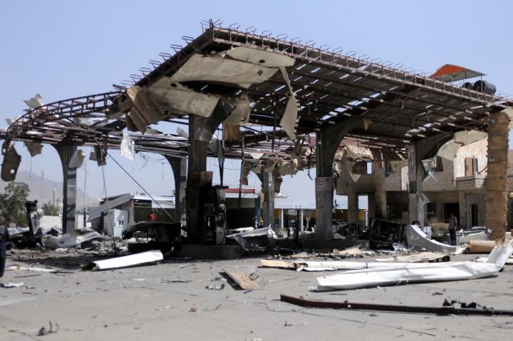В результате ракетного обстрела на северо-западе Йемена погибли семь человек