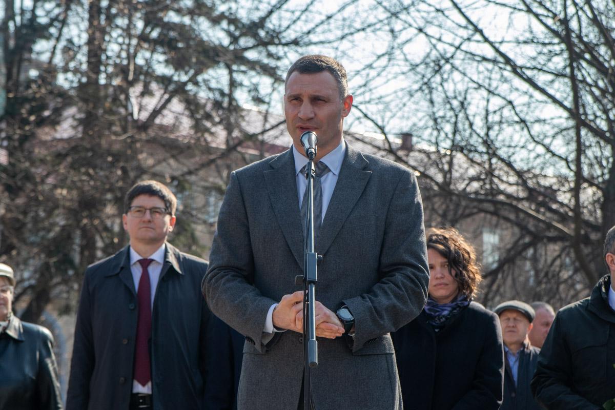 """Виталий Кличко называет Бориса """"хорошим другом Украины"""""""
