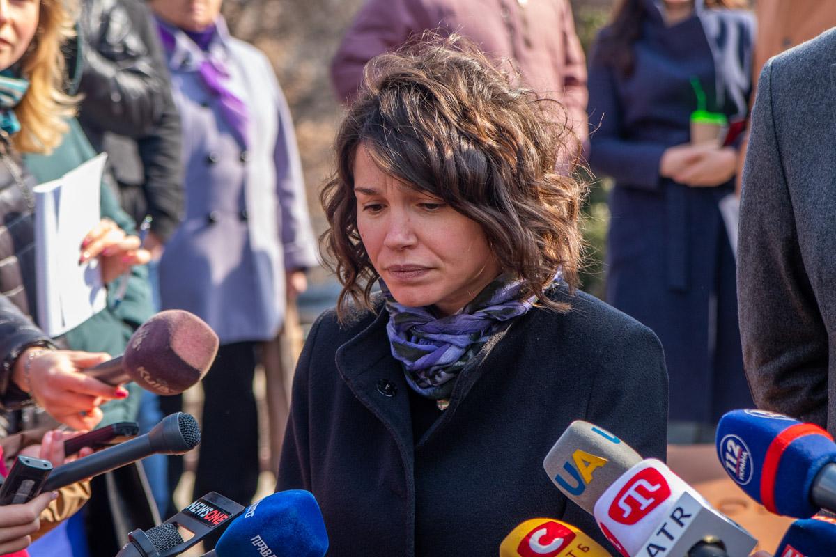 Дочь российского оппозиционера продолжает его дело