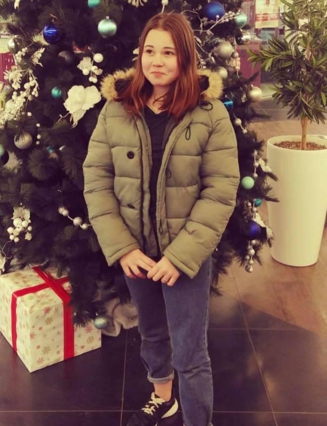 В Киеве третью неделю не могут найти 14-летнюю девочку