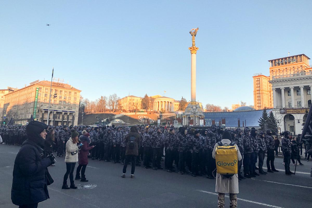 Участники шествия пройдут по центральным улицам столицы