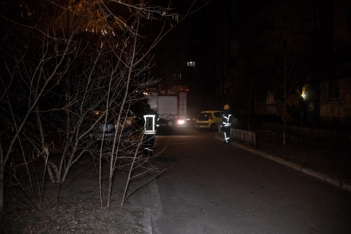 В жилом доме по адресу улица Радужная, 2 произошел пожар