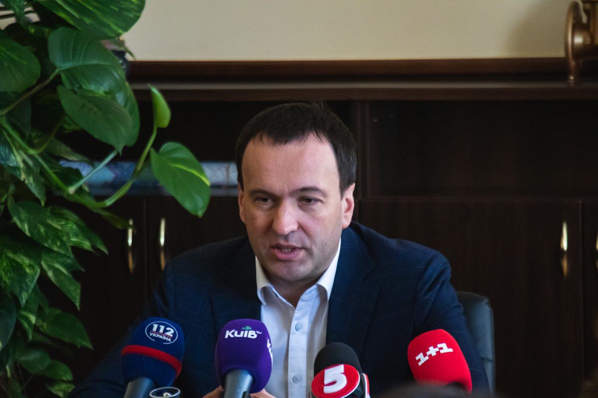 В рамках встречи Петр Пантелеев подвел итоги отопительного сезона в столице, а также рассказал, когда ожидать отключения отопления в домах Киева