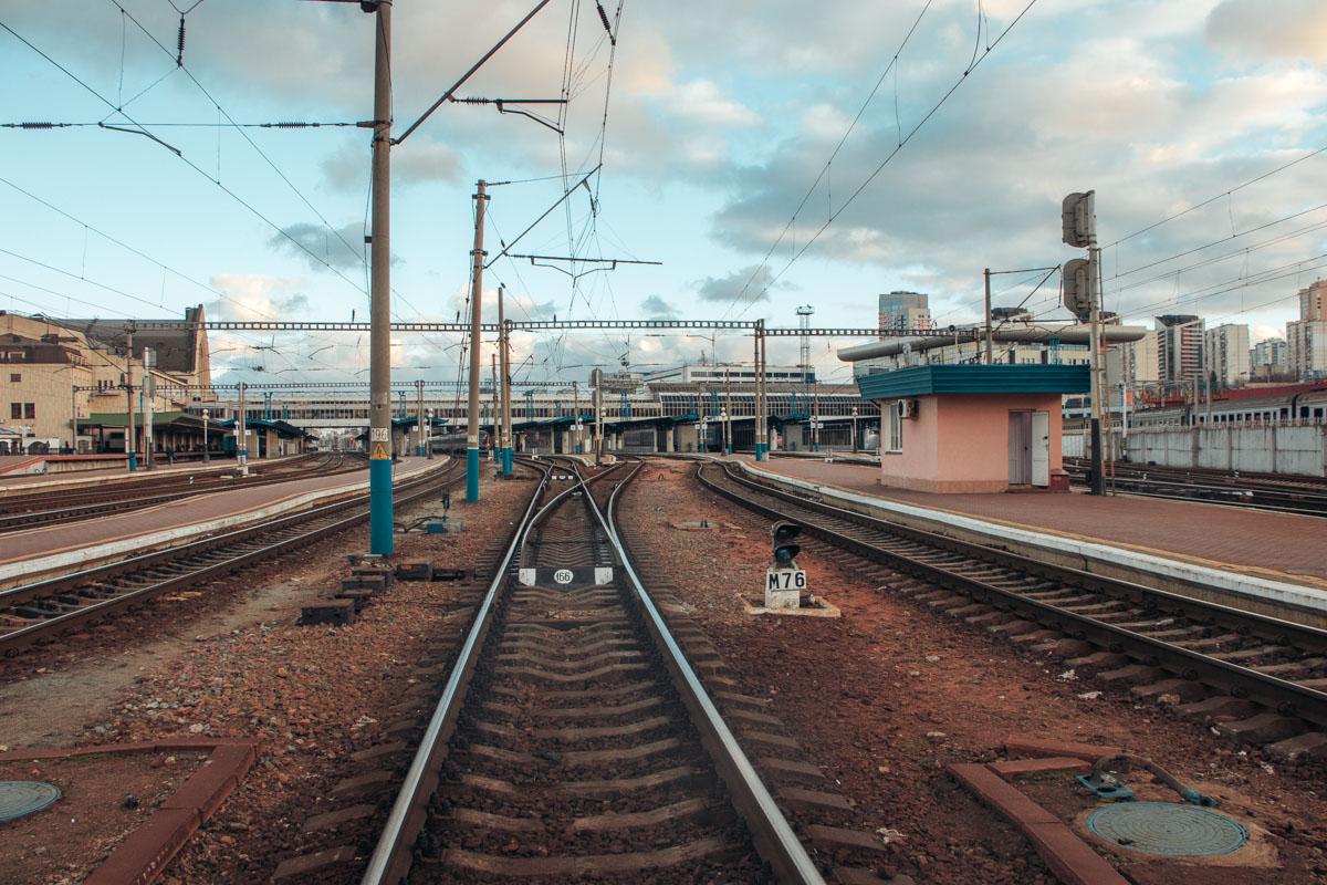 В понедельник, 11 марта, в Киеве на Центральном железнодорожном вокзале произошел смертельный инцидент