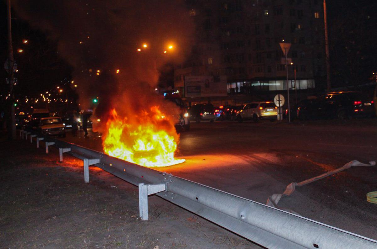 По предварительной информации, водитель автомобиляOpel Astra двигался по улице Сталинграда