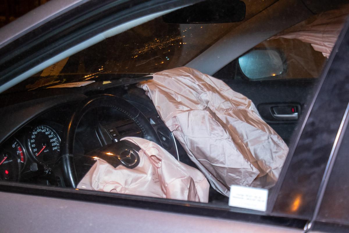 Инцидент случился около 19:40