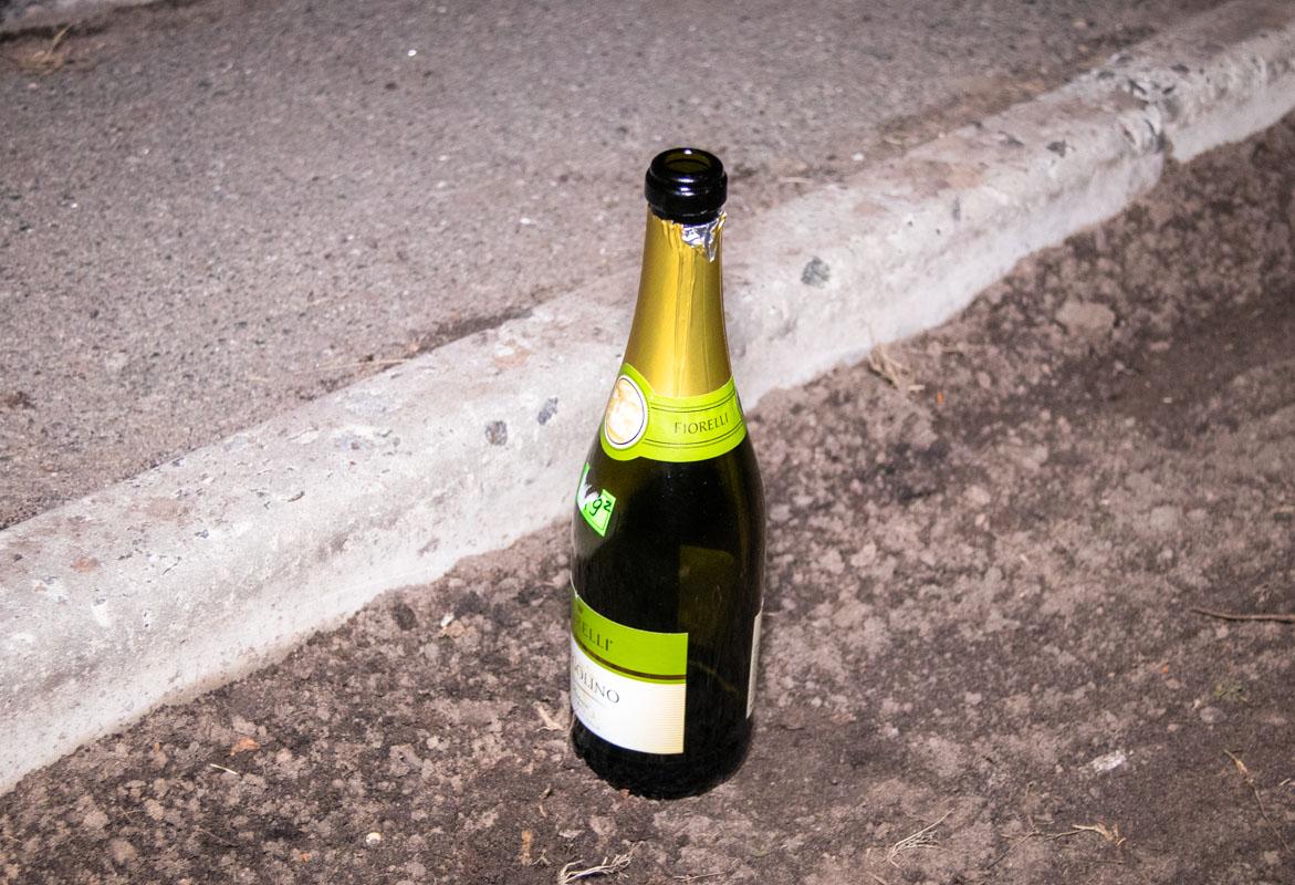 От мужчин исходил запах алкоголя, но их состояние было нормальное