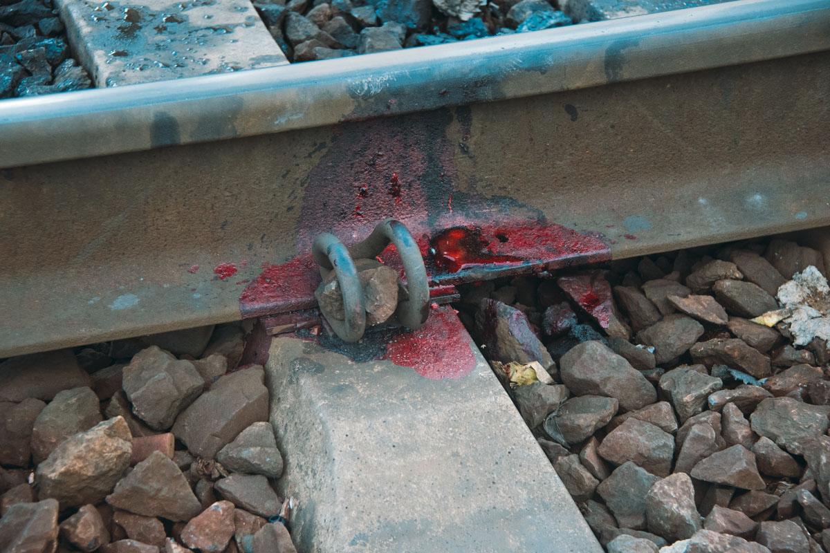 Анализируя случившееся, железнодорожники предполагают, что это был суицид