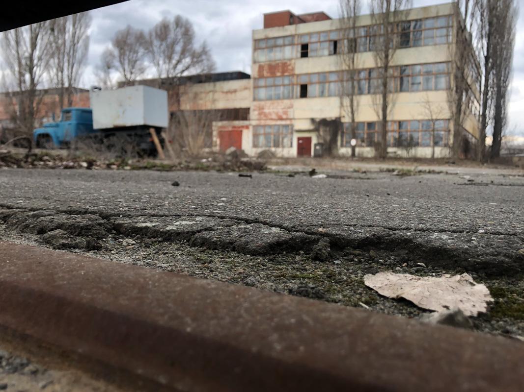 """На территорию завода не пускали представителей СМИ и зевак, поскольку """"Буревестник"""" является военным режимным объектом"""