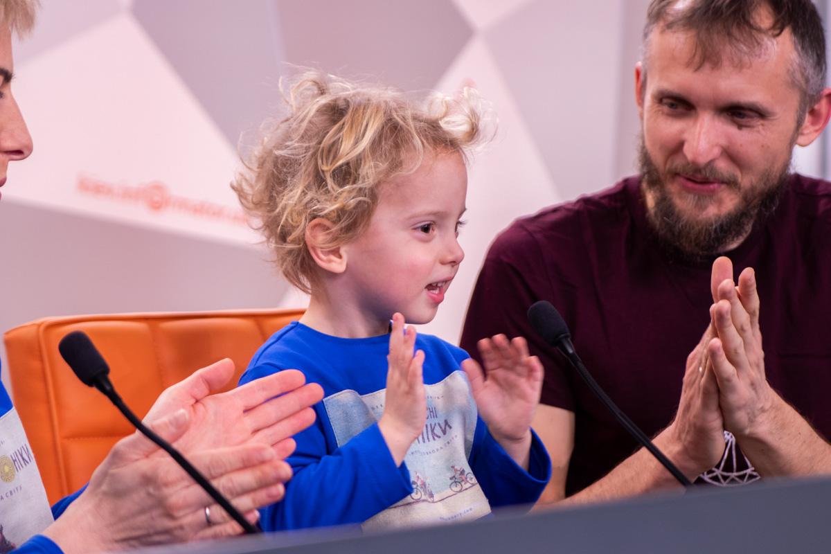 3-летний Марк путешествует с родителями с 10 месяцев
