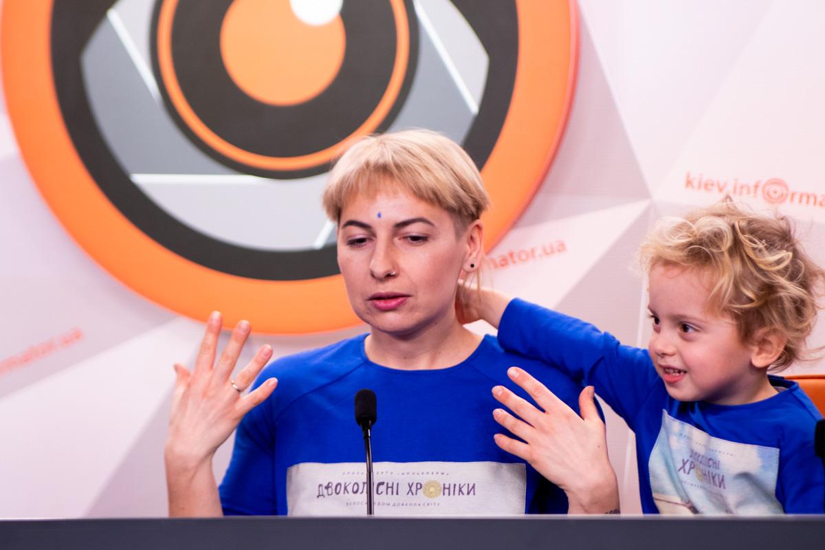 """""""Границы стираются, когда мы делаем то, что хотим"""", - говорит Ярина Квитка"""