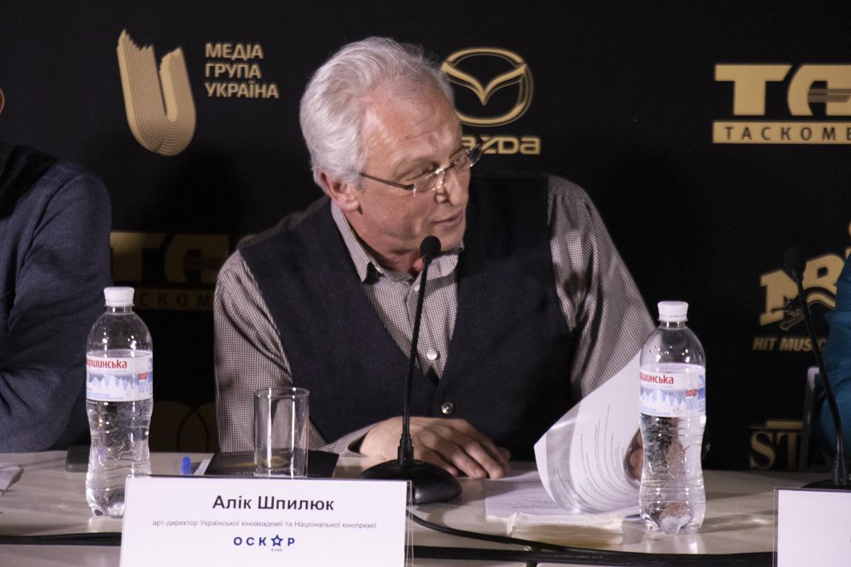 """В последнее время уровень украинских фильмов """"вырос"""""""