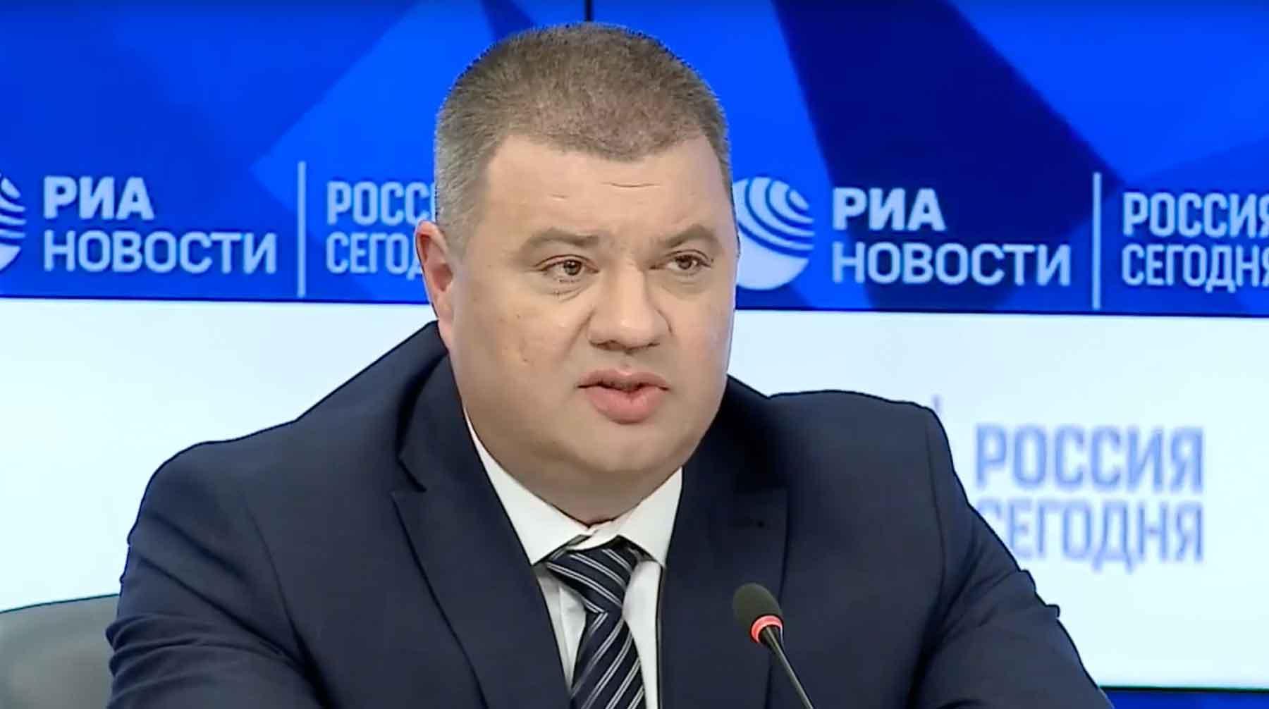В Москве прошла пресс-конференция бывшего подполковника Службы безопасности Украины Василия Прозорова