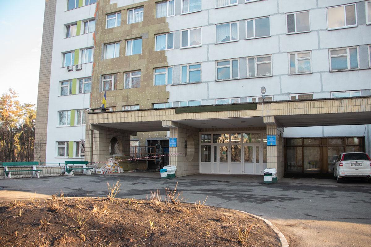 В роддоме №6, который находится по адресу улица Петра Запорожца, 26а произошел несчастный случай