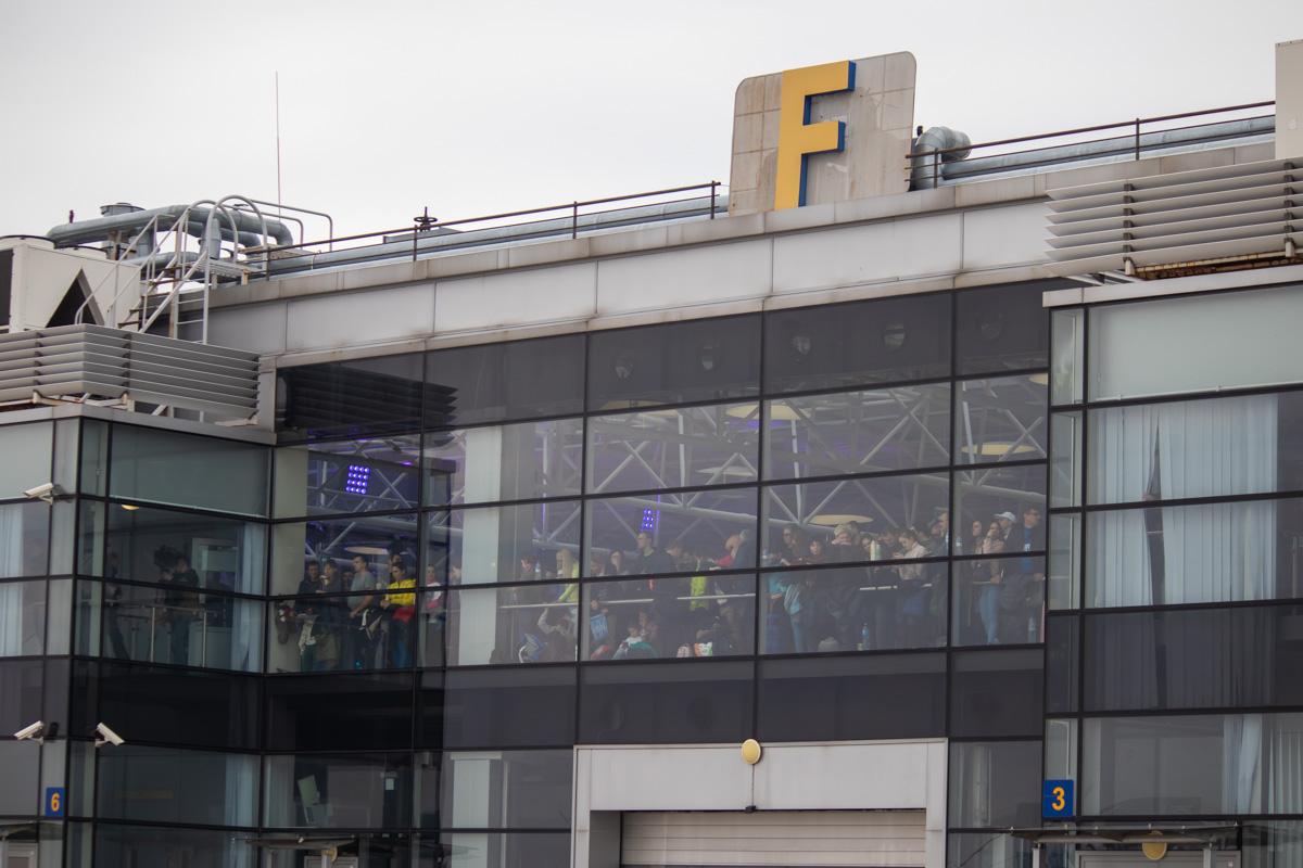 В аэропорту «Борисполь» в день выборов откроют терминал F