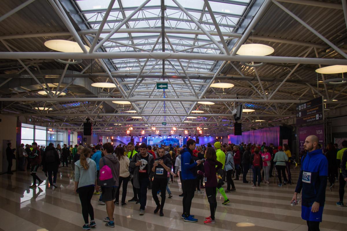 По данным организаторов, всего мероприятие посетили более 5 тысяч человек