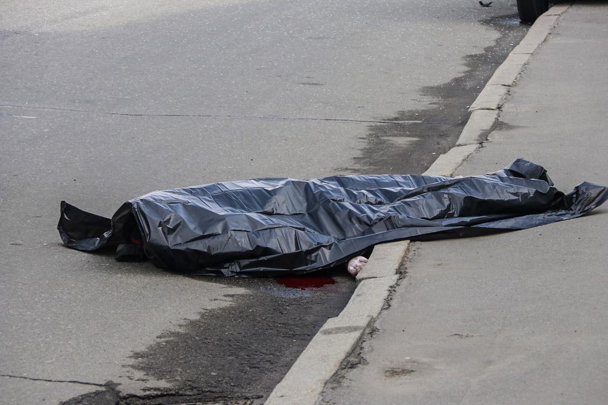От полученных травм пострадавший скончался на месте