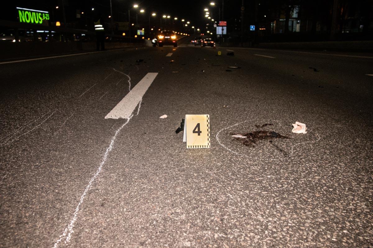 В результате аварии мужчина-пешеход получил травмы различной степени тяжести