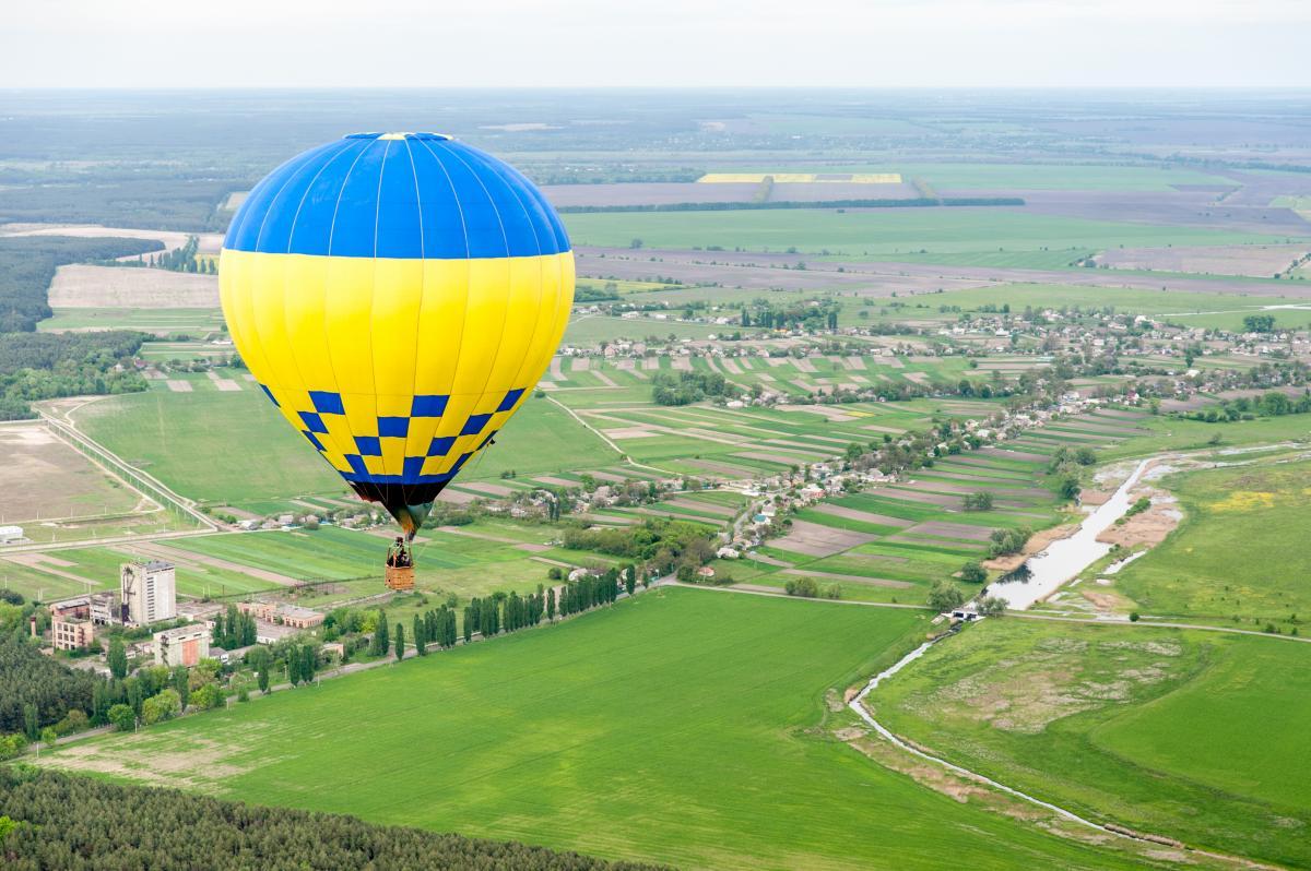 Насладитесь потрясающим видом города с высоты птичьего полета