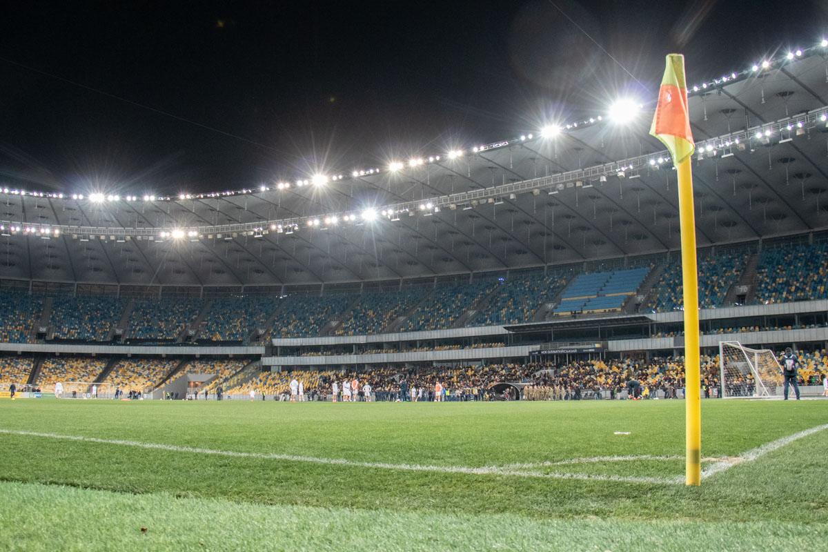 Футболисты сборной активно готовятся к матчам отбора на Евро