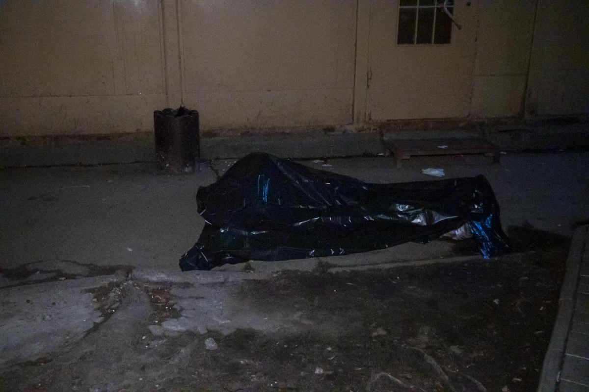 В воскресенье, 24 марта, в Голосеевском районе Киева произошел смертельный инцидент