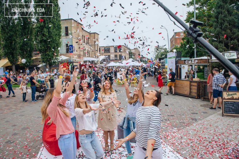 На платформе «Арт-завод» пройдет первый в 2019 году фестиваль Ulichnaya Eda