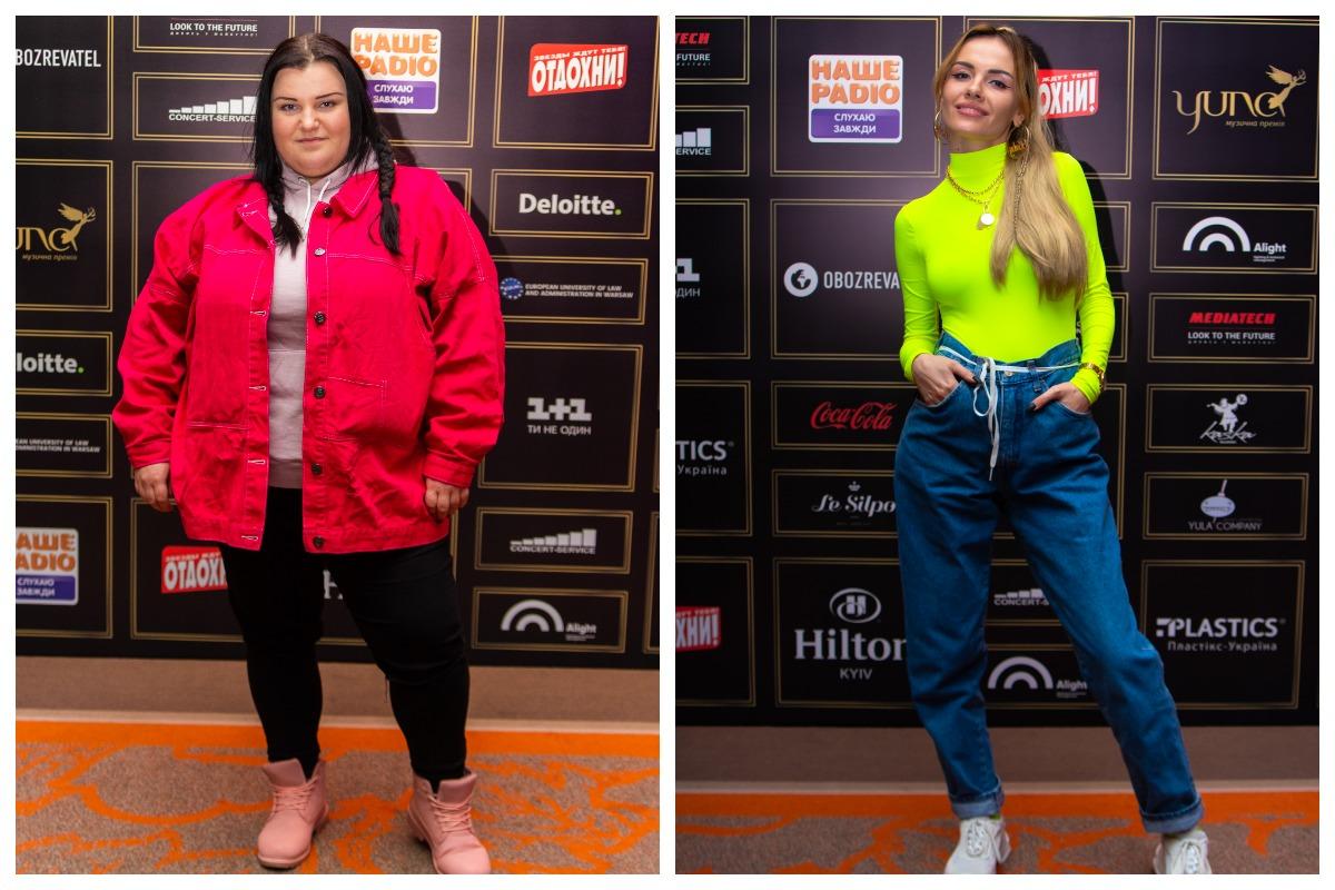 Звезды шоу-биза предстали перед камерами в одежде уличного стиля