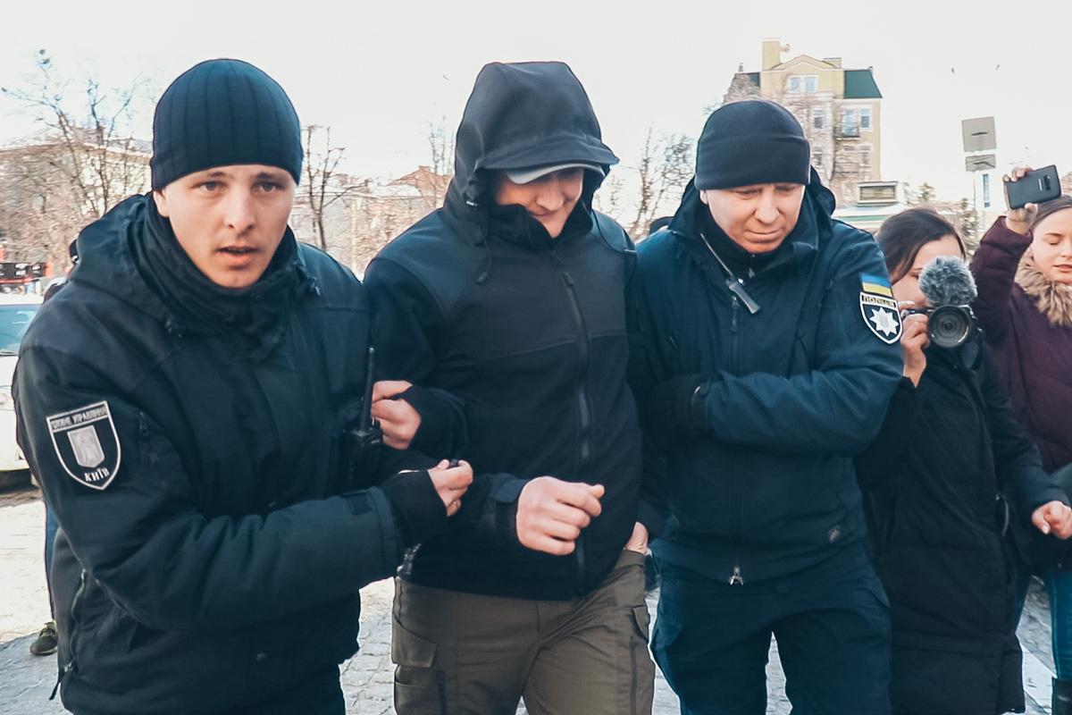 Одного из нападавших задержала полиция