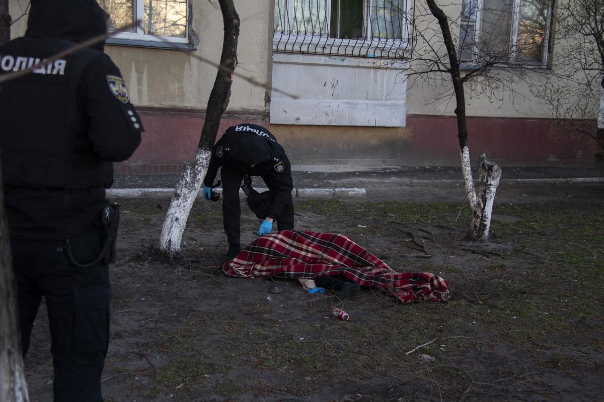 Мужчина проживал с женой по адресу улица Радужная, 1.