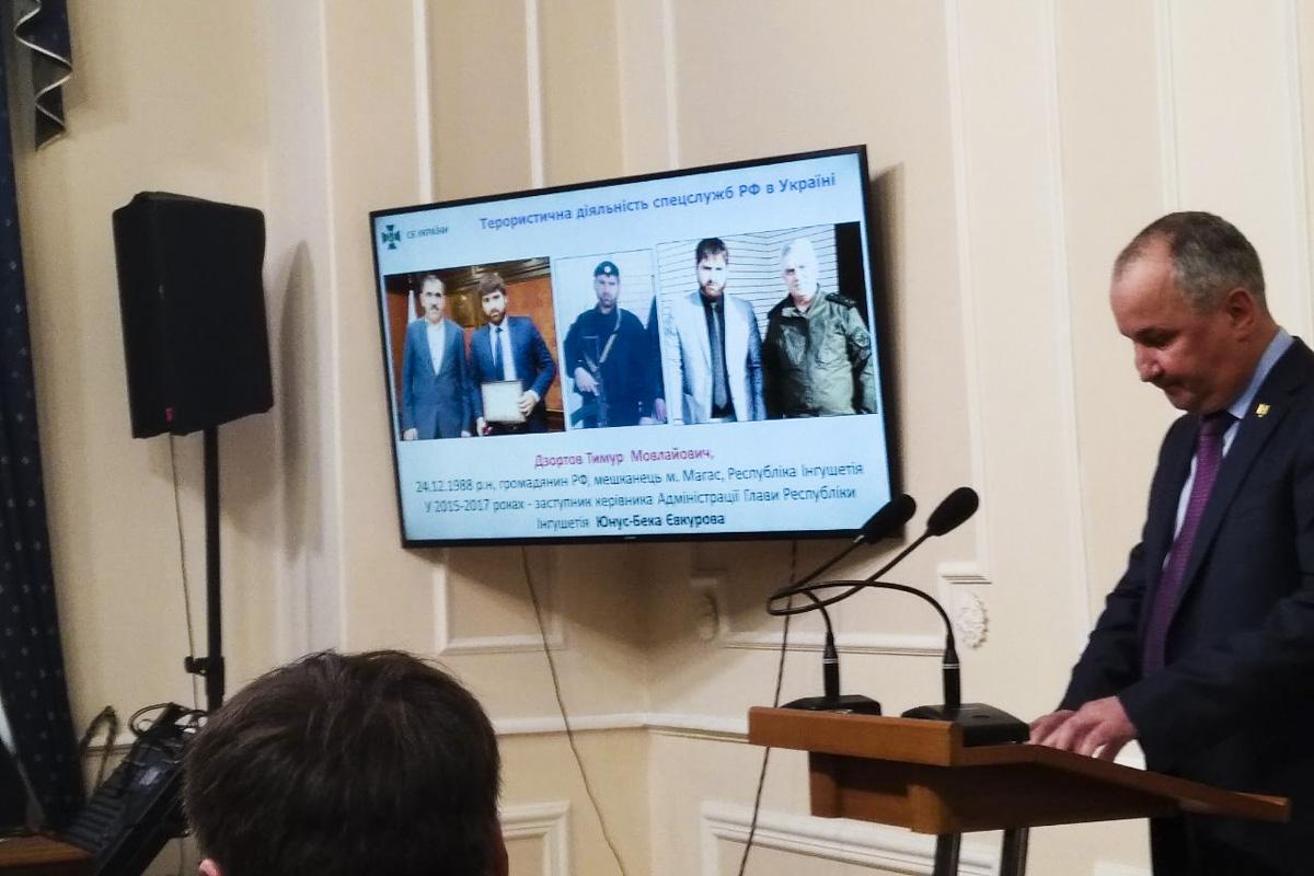 СБУ нашла и задержала в конспиративной квартире диверсанта из России – Дзортова Тимура из Ингушетии