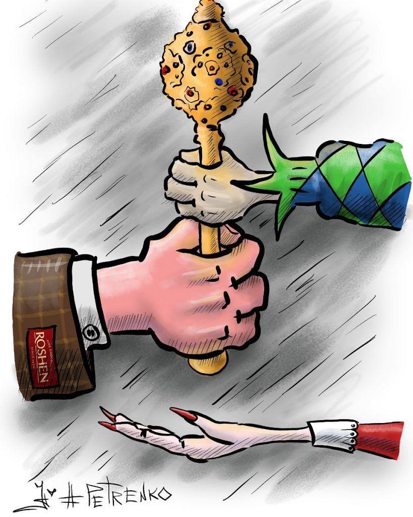 Во время избирательного процесса в многих украинцах проснулась творческая жилка