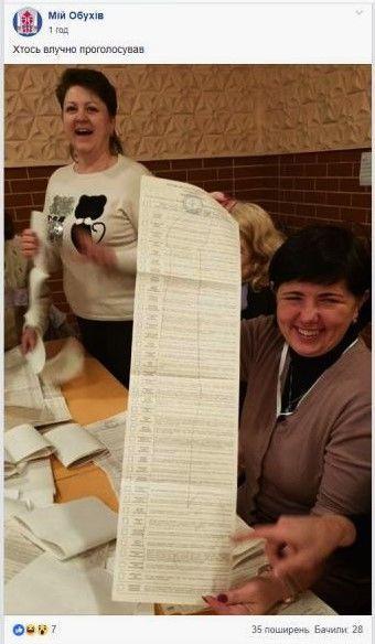 Картины получались очень масштабные, 39 кандидатов - есть, где разгуляться