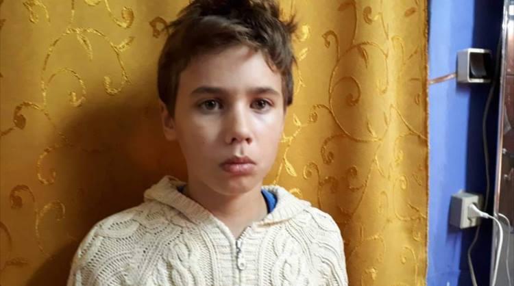 Родители и полицейские начали поиски 14-летнего Андрея Волчкова