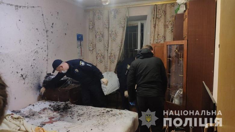 44-летний мужчина подорвал себя гранатой, угрожая своей 38-летней сожительнице