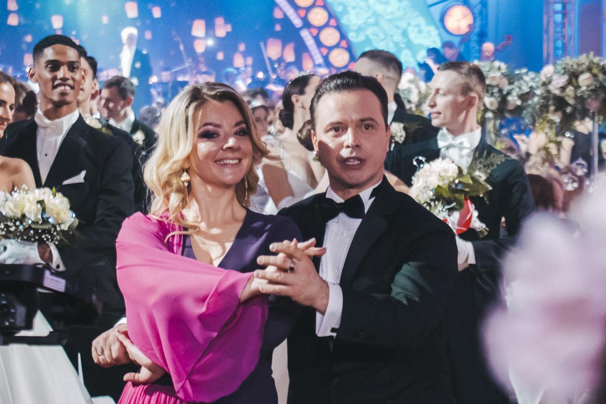 Ежегодный Венский бал в Киеве уже признан главным событием года по версии телепередачи «Светская жизнь с Екатериной Осадчей»