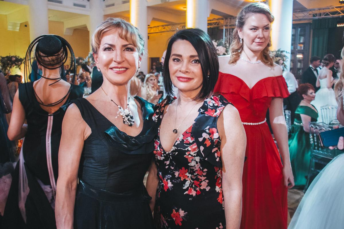 Украинские звезды шоу-бизнеса не могли пропустить такое масштабное мероприятие