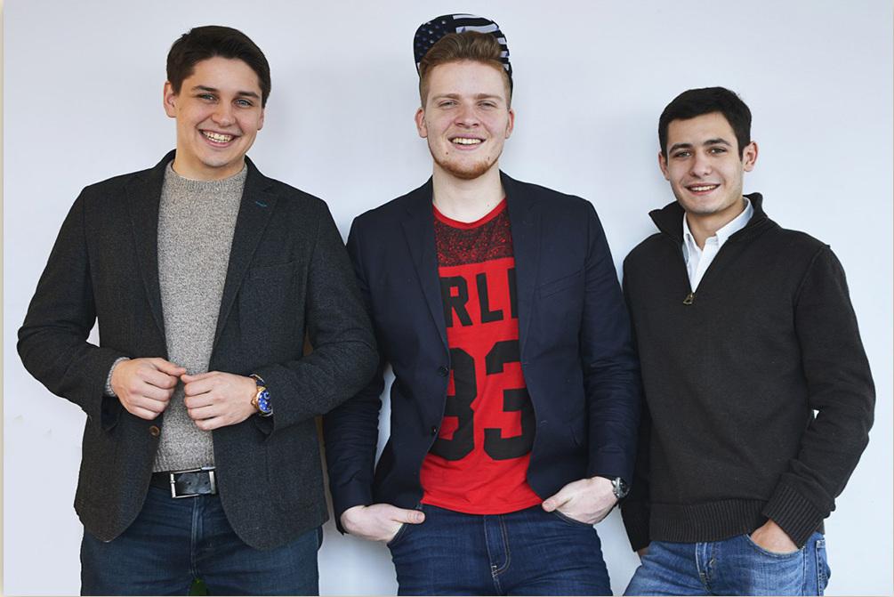 Эти три украинца попали в список инноваторов Forbes