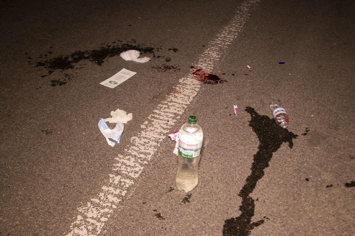 Двое пьяных парней напали на девушку-патрульную, избили ее и угнали полицейский Prius